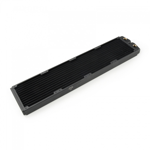 Syscooling water cooling radiator 480mm copper radiator 27mm thickness for PC liquid cooling